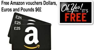 3 Ways To Get Free Amazon Vouchers Online