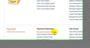 Adding Your Paypal Mastercard to Your Amazon Account