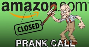 Amazon Account Prank