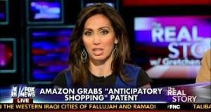 Amazon Anticipatory Shopping / Omaha and NFL- Fox News- Ari Zoldan