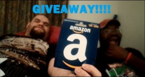 Amazon Gift Card Giveaway! Top 5 Movies!!!