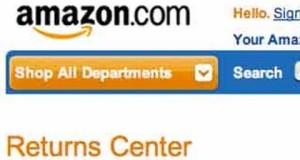 Amazon Reports Returns