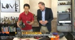 Amazon Tax starts for Online Shopping