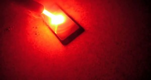Burning The Amazon Fire Phone!
