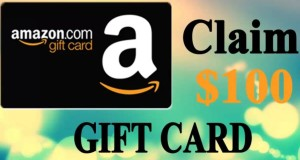 Claim free Amazon gift card codes generator  works in 2015