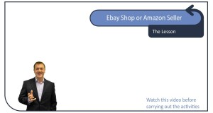 Ebay Shop or Amazon Seller – How should I Sell my Products Online?