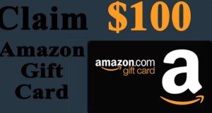 Free Amazon gift card codes 2015 no survey