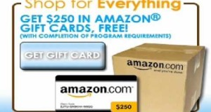 Free Amazon Gift Cards!!! [Free Amazon Gift Card]