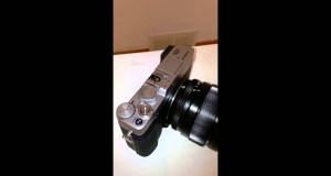 Fuji X-E2 review, filmed by Amazon Fire phone with Takstar SGC-598 microphone
