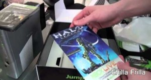 Halo_ Reach Xbox 360 Console Unboxing and Review amazon