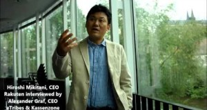 Hiroshi Mikitani about Online Shopping in Germany (Rakuten Expo 2013)