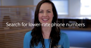 How to save money online: Search for lower-rate phone numbers