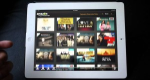 iPad and Amazon Instant Video