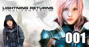 LR: FFXIII [HD+] #1 – Das Finale beginnt  – Let's Play Lightning Returns: Final Fantasy XIII