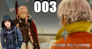 LR: FFXIII [HD+] #3  Die Charaktere Log  Let's Play Lightning Returns: Final Fantasy XIII