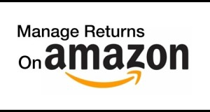 Manage Returns on Amazon.in