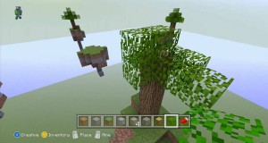 Minecraft Xbox 360 Edition How to Build your own Sky Wars Map!