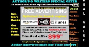 need a video made for Amazon Books & Products? Only $99