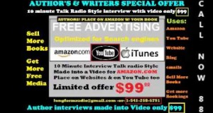 Official Video Production company for Amazon Books and Products