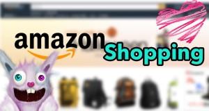 ♥ Online shopping på Amazon