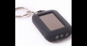 Online Shopping Review: Small Solar LED Amazon and EBay Torch