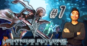 PRE-ORDER SCHEMATA & TUTORIAL AREA! FFXIII LIGHTNING RETURNS! Ep 1, LightItUp!