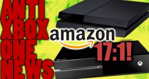 PS4 DESTROYS XBOX ONE 17:1 on AMAZON POLL!! – *ANTI* XBOX ONE NEWS