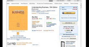 Selling Books on Amazon FBA – Top 5 Sales in March 2014