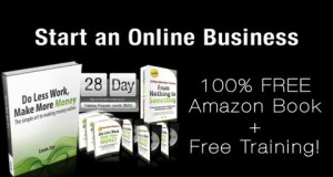 Start an Online Business – Free Amazon Book offer