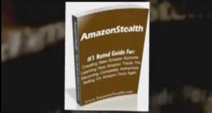 Suspended from Amazon? Need a new account? Amazon Stealth eBook is here!