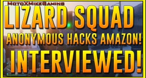 The Lizard Squad Interviewed – Anonymous HACK Amazon Xbox LIVE PlayStation Network