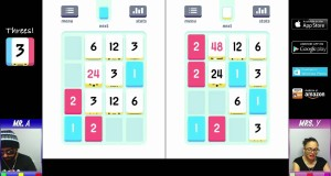 Threes [Let's Play] (IOS / Android / Windows Phone / Amazon)