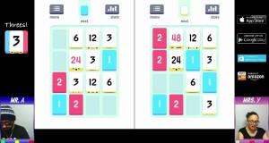 Threes [Let's Play] (IOS / Android / Windows Phone / Amazon)