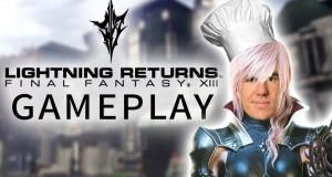 Warum eine Kochmütze?! – Lightning Returns: Final Fantasy XIII – GIGA Gameplay – GIGA.de