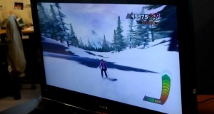 XBOX ONE KINECT BEST GAME MOTIONSPORTS ADRENALINE SKIING DOWNHILL !!
